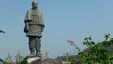 President Ram Nath Kovind visits Statue of Unity, to lay foundation for railway station