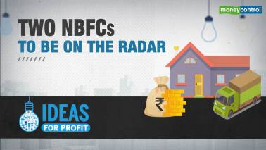 Ideas for Profit: 2 NBFCs worth looking at in the recent market carnage