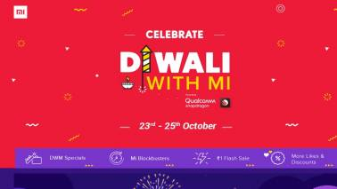 Xiaomi Diwali offers: Re 1 flash sale, Mi smartphones, Led TVs and more