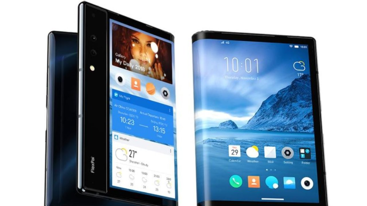 After toying with the concept for years, what surprised everyone was not when the foldable phone released, but rather, who released it the first. China-based technology startup Royole has launched the FlexPai — a tablet that the company claims can be folded once by 180 degrees. (Image: Company website)