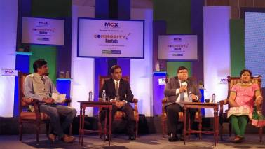 Commodities experts discuss opportunities, returns, and more in Vadodara