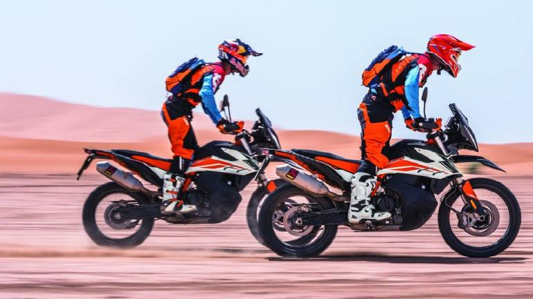 How the adventure bike has once again gained popularity in India