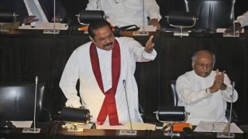 Sri Lankan Parliament disrupted again, adjourned until November 19 amid political crisis