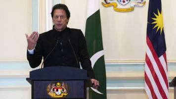 'Don't mess with my country', says Imran Khan on Facebook page