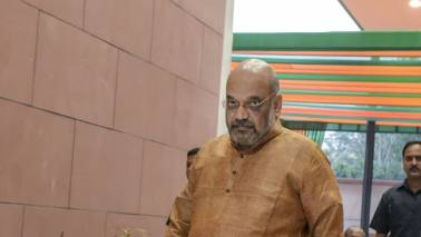 Amit Shah calls on Mohan Bhagwat during RSS conclave