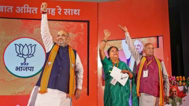 Opinion | Rajasthan Assembly Polls 2018: If BJP wins, Vasundhara Raje will have to share credit with Modi, Shah