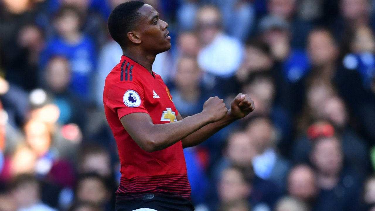 Anthony Martial (Manchester United)| Goals scored - 6| Assists - 0| Minutes played - 621| Minutes per goal - 104 (Image: Reuters)