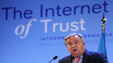 Equality means ending 'global pandemic' of violence against women: UN Chief