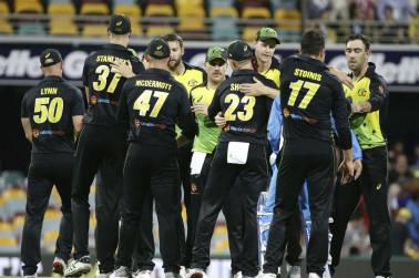 India vs Australia 1st T20I: India suffer four-run loss in tour opener