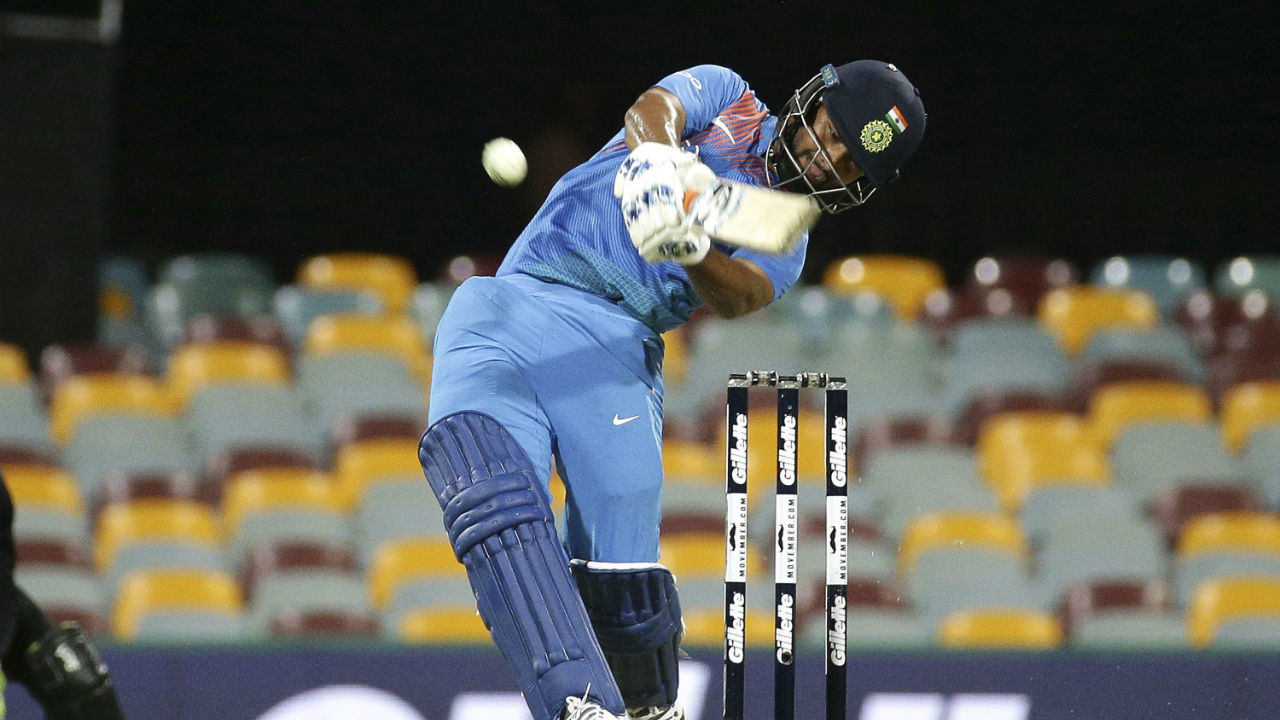 Rishabh Pant (India) | The ICC Emerging Cricketer of the Year, Rishabh Pant is almost assured of his World Cup squad after he was included for the series against Australia ahead of Dinesh Karthik. The pocket-sized batman has impressed the cricket fraternity since he burst onto cricketing scenes. With 684 runs, Pant was the second highest run-scorer of the 2018 season of IPL. In Test series against Australia, he finished the series with 350 runs as the second highest run scorer behind Pujara. In his recent interview, former Indian international Ashish Nehra staunchly backed Pant's inclusion in the World Cup squad. On batting friendly Indian pitches Pant could warm-up for the upcoming IPL and WC. Stats: T20I Matches: 13 | T20I Runs: 229 | T20I Average: 22.90 | T20I HS: 58 | ODI matches: 3 | ODI Runs: 41 | ODI Average: 20.50 | ODI HS: 24 (Image: AP)
