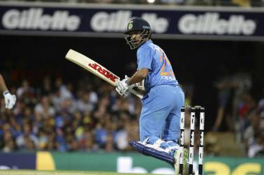 India vs Australia 1st T20I: Missed chances in field cost us dearly says Dhawan