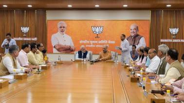 Lok Sabha poll tracker LIVE: BJP Central Election Committee meeting underway at party headquarters