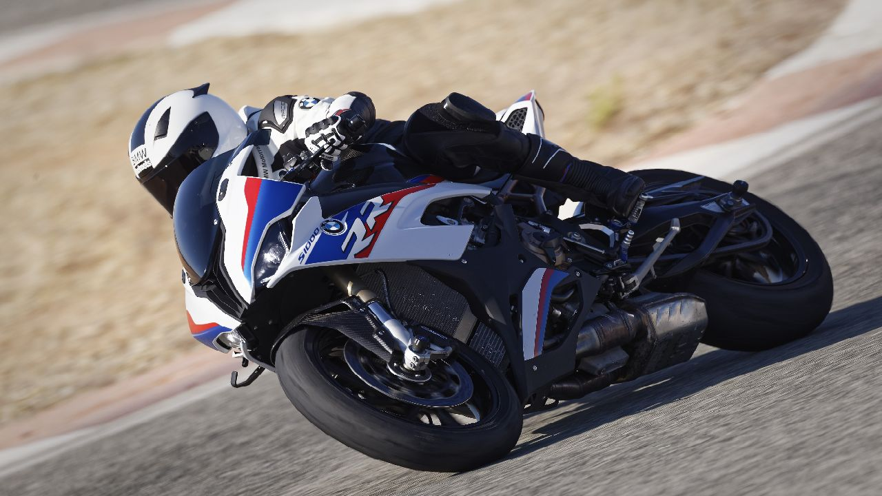 BMW S 1000 RR | The second generation BMW S 1000 RR does away with its unique asymmetrical design and sheds close to 14.5 kg of weight. The bike also gets a new inline-four engine which produces 207 PS of power and 100 Nm of peak torque. (Image source: BMW)