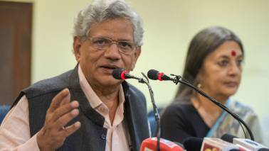 SC demolishes PM Narendra Modi, Arun Jaitley, BJP's stand on electoral bonds: Sitaram Yechury