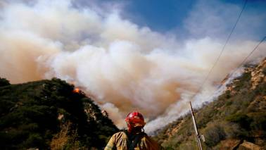 California wildfire: Death toll climbs to 77, over 10,500 homes destroyed