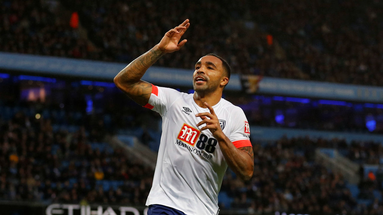 Callum Wilson (Bournemouth) | Goals scored - 8| Assists - 5 |Minutes played - 1322| Minutes per goal - 165 (Image: Reuters)