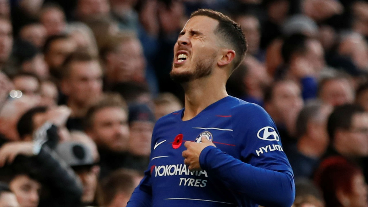 Chelsea 0 - 0 Everton | Everton ensured a hard fought goalless draw against Chelsea at Stamford Bridge. Chelsea's Alvaro Morata had three penalty appeals turned down as The Blues failed to pierce Everton's defense. The two sides settled for a point, with Chelsea staying in third place and Everton remaining ninth. (Image: Reuters)