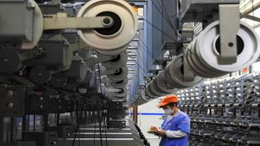 China's industrial profit growth cools again in October