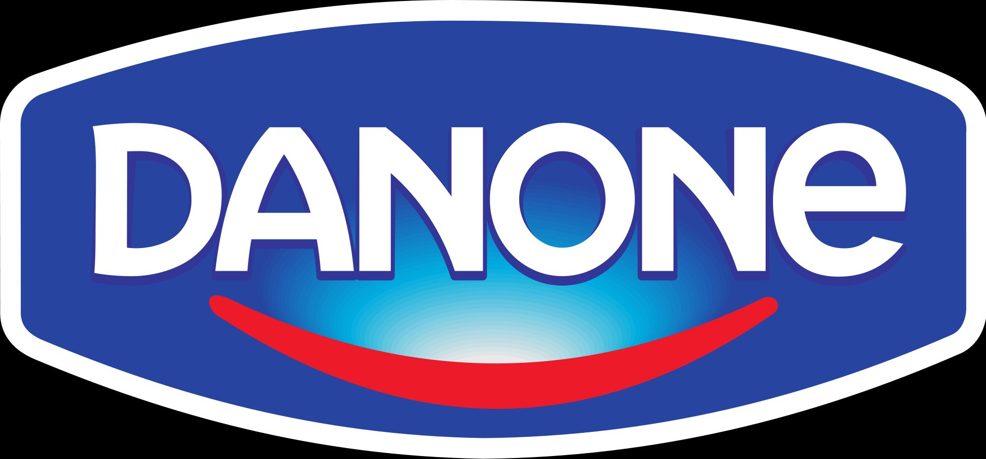 Answer: Danone (Image source: Wikimedia Commons)