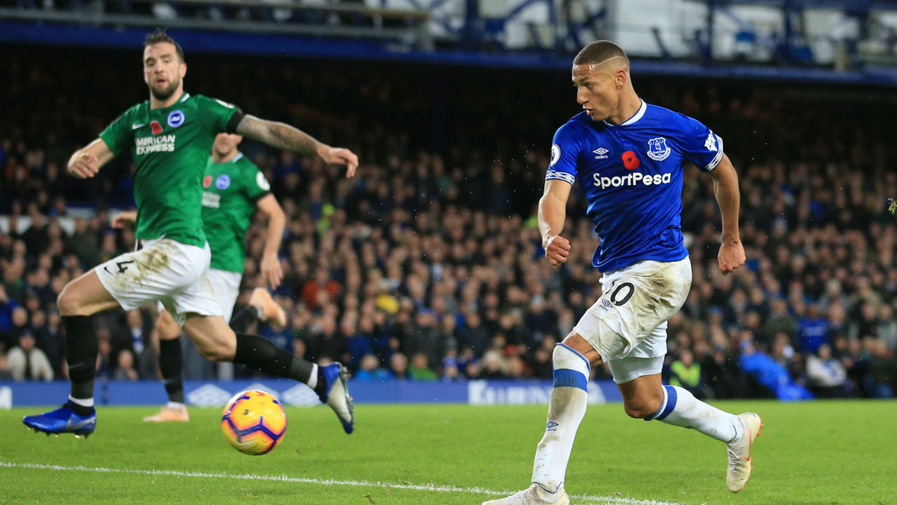 Richalison (Everton) | Goals scored - 6| Assists - 0| Minutes played - 840| Minutes per goal - 140 (Image: Reuters)