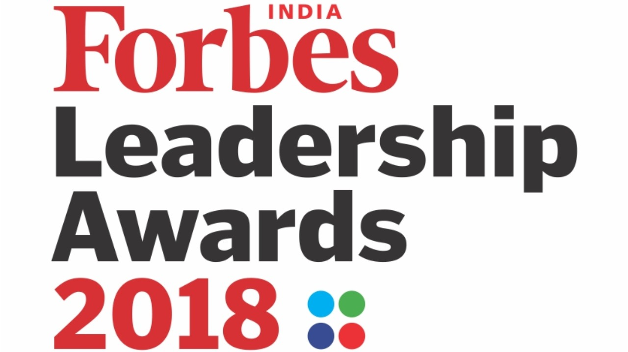 The Forbes India Leadership Awards, India's most prestigious honour for the top executives, was held on November 22 in Mumbai. At awards honoured entrepreneurs and company bosses across nine categories. Mentioned below are winners from the Forbes India Leadership Awards 2018. (Image: Forbes)