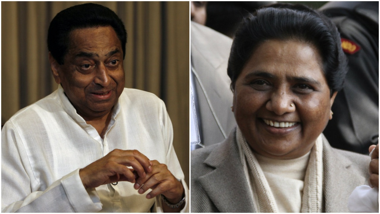 After weeks of intense seat-sharing talks between the Congress and the BSP, Mayawati abruptly announced her party would not ally with the Congress.
