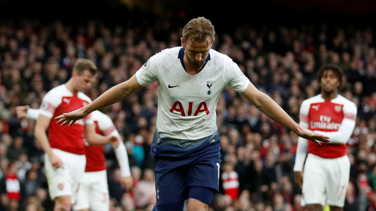 Harry Kane (Tottenham Hotspur) | Goals scored - 14 | Assists - 4 | Minutes played - 1797 | Minutes per goal - 128 (Image: Reuters)