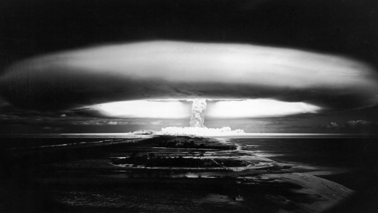 "More than half a century has passed since a nuclear weapon was used on battlefield. In August 1945, the US detonated two nuclear bombs, code-named ""Little Boy"" and ""Fat Man"", over Hiroshima and Nagasaki in Japan. The bombings resulted in the death of over 1,20,000 people. Despite the restive calm of the intervening years, many countries have been ramping up their nuclear stockpiles to be better prepared if the sceptre of war rears its head once again. (Image: Wikimedia Commons)"