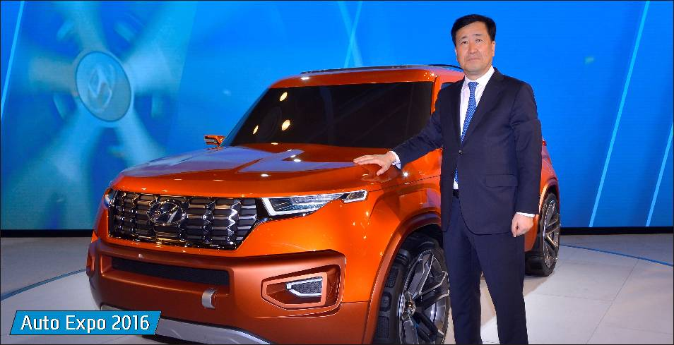 Hyundai Carlino; QXI | Hyundai's most potent launch since the last few years will be the all-new compact SUV codenamed QXI. This new SUV will sit below the Creta and compete against the Brezza and Mahindra S201. The car is undergoing tests in Korea. Its launch is scheduled for April 2019. Prices are expected to start at Rs 7 lakh. (Image source: Hyundai)