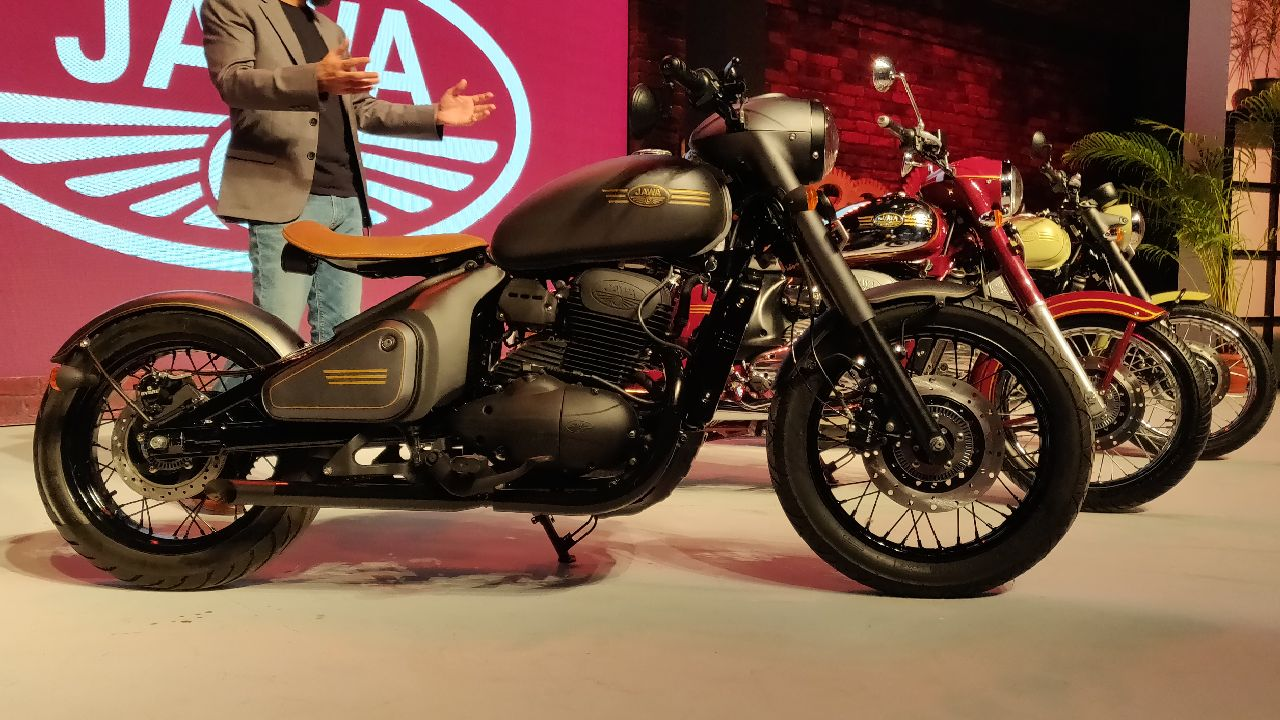 In pics: Jawa launches 3 new motorcycles, check prices, specs, availability