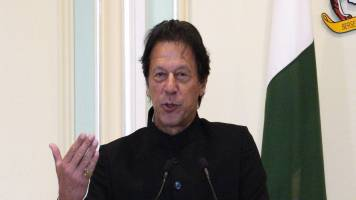 Imran Khan leaves for US for first meeting with Donald Trump