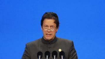 Indo-Pak relations to remain tense till elections in India: Imran Khan