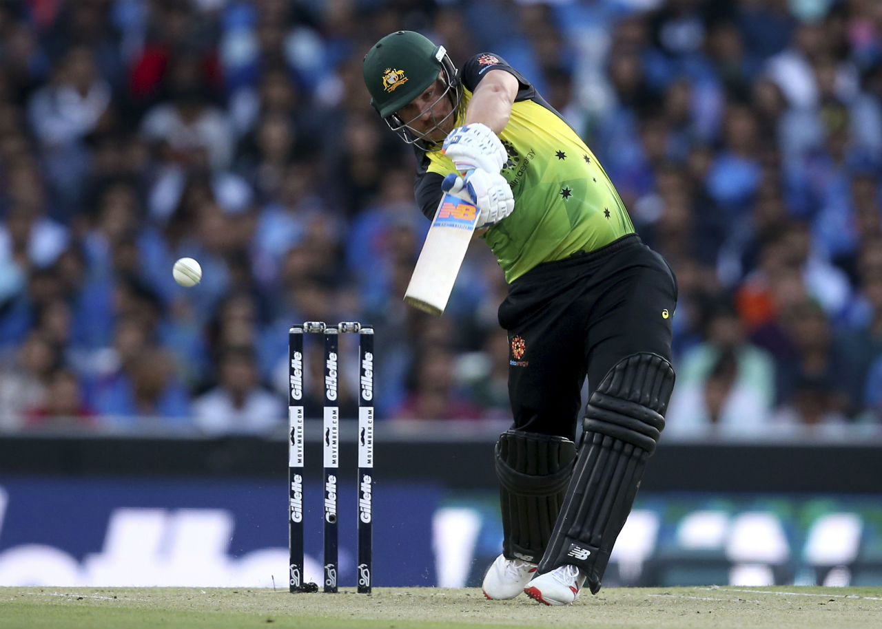 Aussie openers Aaron Finch and D'Arcy Short gave the team a decent start putting on a 50-run opening stand. (Image: AP)