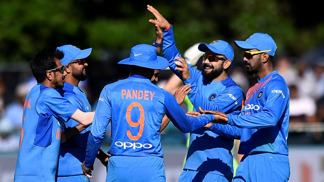 Thumped against South Africa in ODIs and T20I, Australia is out to make a statement against India this week in the upcoming Twenty20 series on November 21. India would aim to secure its second international T20 series in Australia, a series that pits the world's second and third best teams against each other. The series will see some of the most exciting T20 international players on show, with with four of the format's top 10 batsmen to hit the pitch. Read on to know more about the six batsmen who could set the series ablaze. (Image: Reuters)