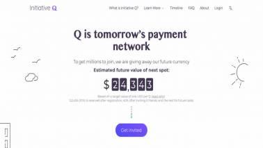 Will Saar Wilf's InitiativeQ be the next foolproof alternative digital payment network?