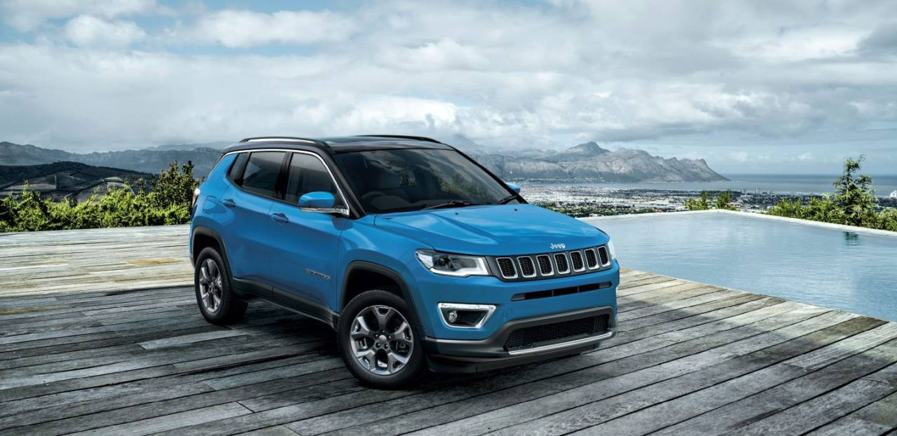 Jeep Compass | While the Tata Harrier may wear a Tata Motors badge, it will share its Fiat-sourced motor with the Jeep Compass. This is likely to make the Harrier the most powerful SUV in the segment on par with the Jeep Compass. Although it is important to remember that while the motor is likely to be the same, the Tata Harrier is expected to undercut the Jeep Compass in terms of price, giving us more reason to wait for the Harrier. (Image source: Jeep)