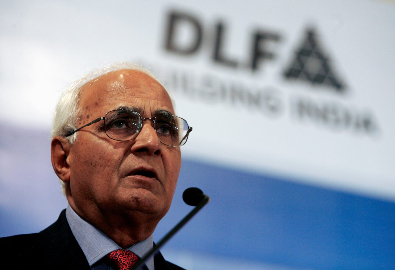 3. Rajiv Singh | Vice Chairman, DLF Limited | Net worth: Rs 17,690 crore | City: New Delhi (Pictured: KP Singh, Chairman of DLF Limited)