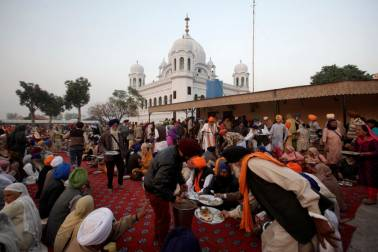 Kartarpur pilgrims won't be subjected to Khalistani propaganda, Pakistan assures India