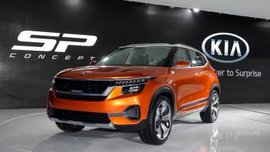 Sportier Kia SP SUV in the works for 2020; will sport beefier 140 PS engine