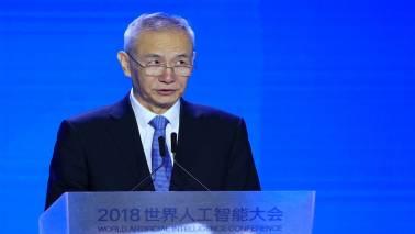 China's vice premier Liu He say no country can win a trade war