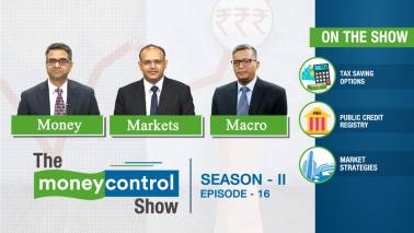 The Moneycontrol Show | Best tax-saving options, RBI's Public Credit Registry, market strategies