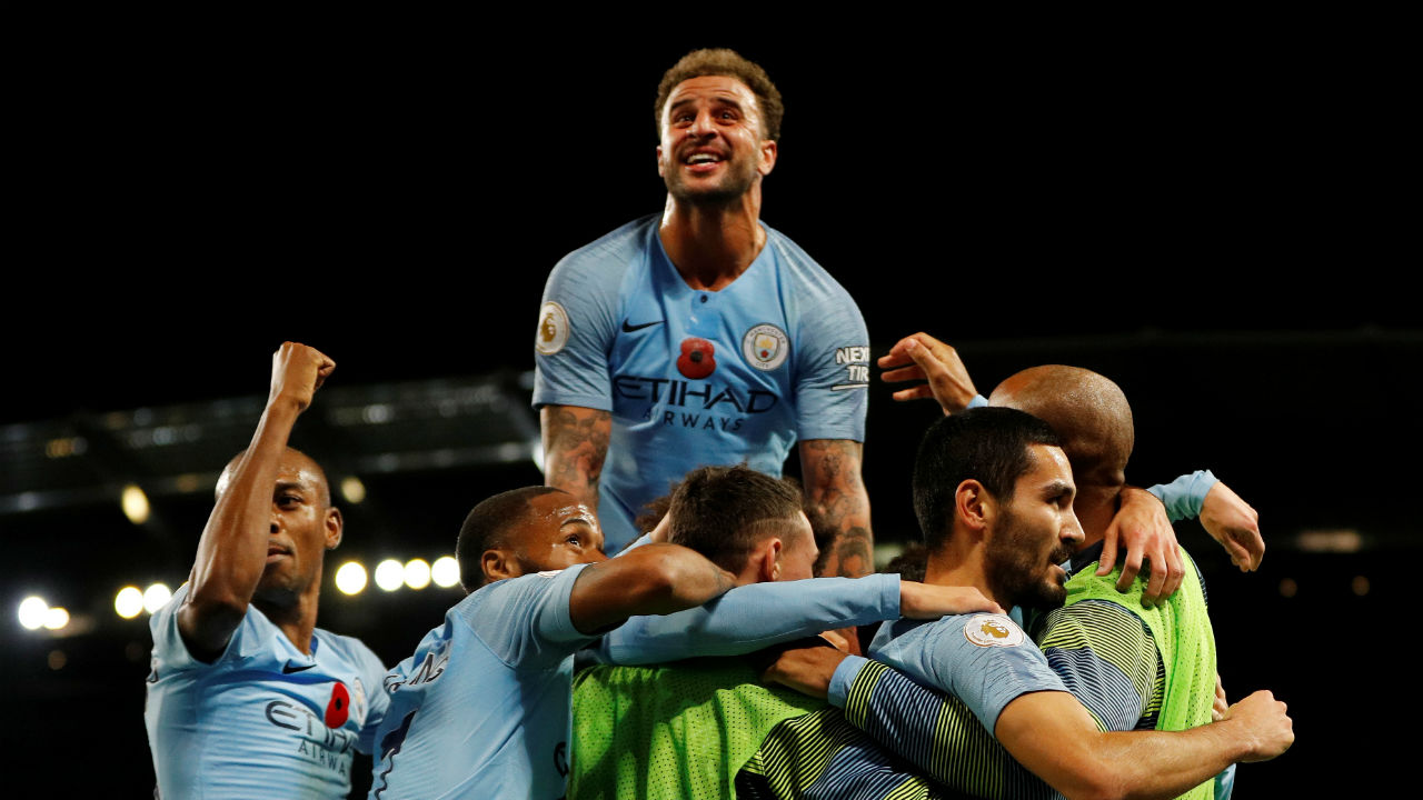 EPL GW 12 Roundup: City reign supreme in Manchester Derby; Refereeing controversies mar other matches