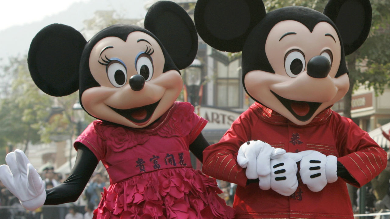 According to Disney, Mickey and Minnie are indeed married, although they keep it private and do not share a home. (Image: Reuters)