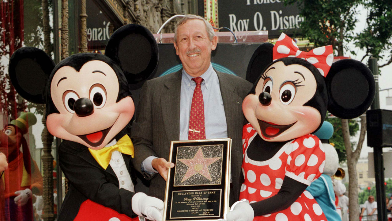 """He was the first cartoon character to earn a star on the Hollywood Walk of Fame. He got to walk the """"famous walk"""" on November 18, 1978 which was his 50th birthday. (Image: Reuters)"""