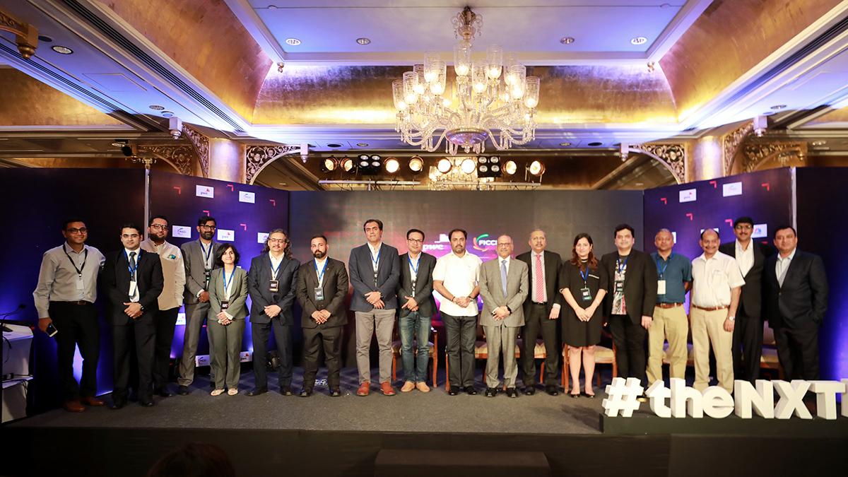 Shri Sambhaji Patil Nilangekar, A.B. Ravi, Vipin Pathak, Deepak Yohannan, Naiyya Saggi, Amit Sarda, Sanjay Nath, Alok Saraf, Sushil Jiwarijka, Vivek Belgavi, Adhiraj Banerjee, along with the Mumbai Roadshow Team for #LevelNXT