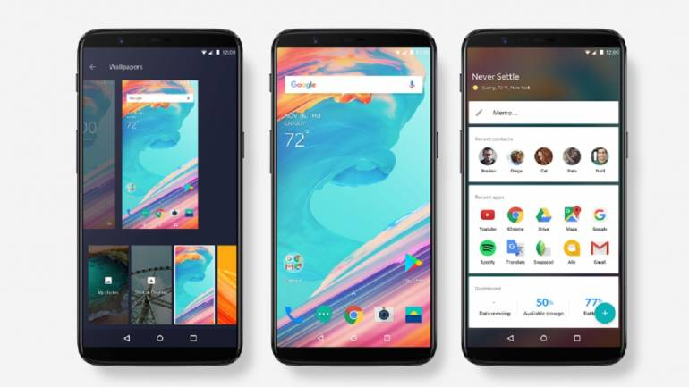 OnePlus 5 and OnePlus 5T get stable version of Android Pie