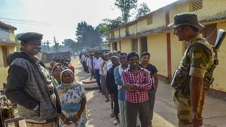 A look at the first phase of elections in 18 Naxal-hit constituencies of Chhattisgarh
