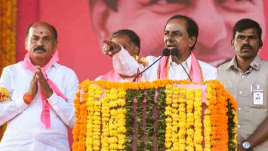 Option of supporting TRS in Telangana not closed, hints BJP