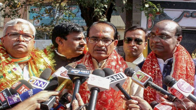 Madhya Pradesh Assembly Polls 2018: I#39;m working for devpt so Congress is angry with me, says Shivraj Chouhan