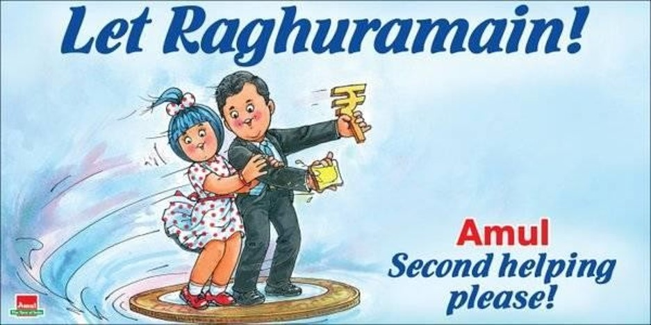 Answer: Raghuram Rajan